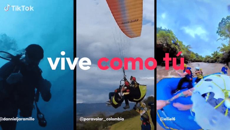 #DiferenteIgualQueTu, la primera campaña oficial de TikTok en Colombia