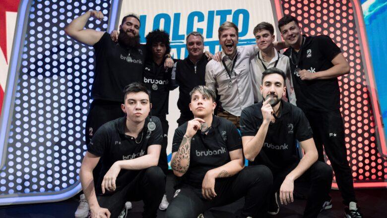 Ebro Gaming es el campeón de Latinoamérica en Lolcito Salvaje Abierto