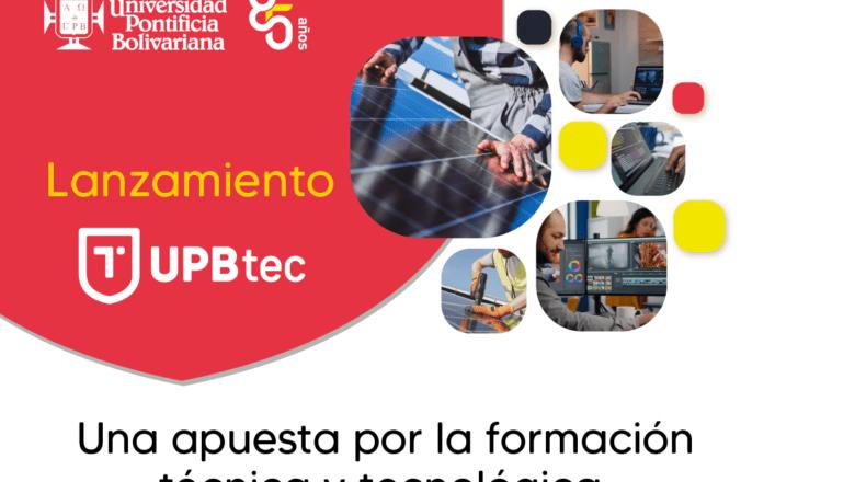 UPBTEC lanza formación técnica y tecnológica con capacidades para la industria 4.0
