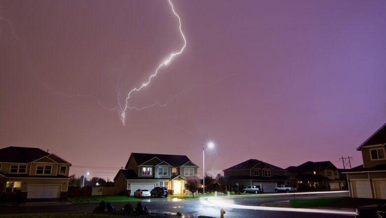 Consejos para mantener seguro su hogar en temporada de lluvias y tormentas eléctricas