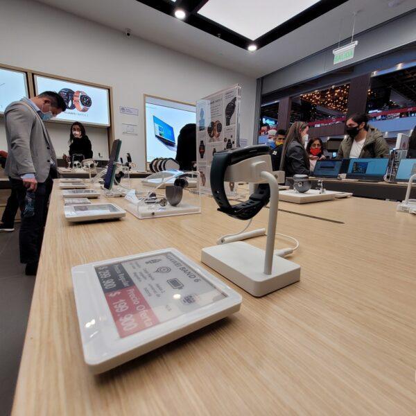 La nueva Tienda Huawei en el Centro Comercial Nuestro, tiene descuentos especiales este fin de semana