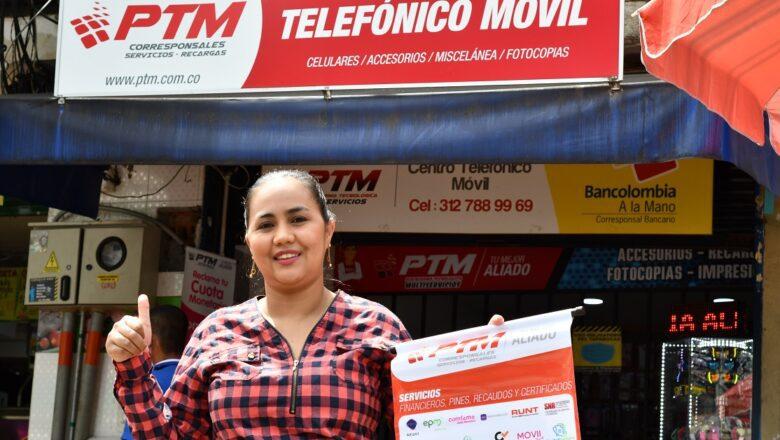 """""""PTM"""" beneficia más de 4 millones de personas en Colombia como FINTECH."""