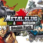 Revivir los 90s con toda la acción retro en «METAL SLUG 1st & 2nd MISSION» Double Pack!