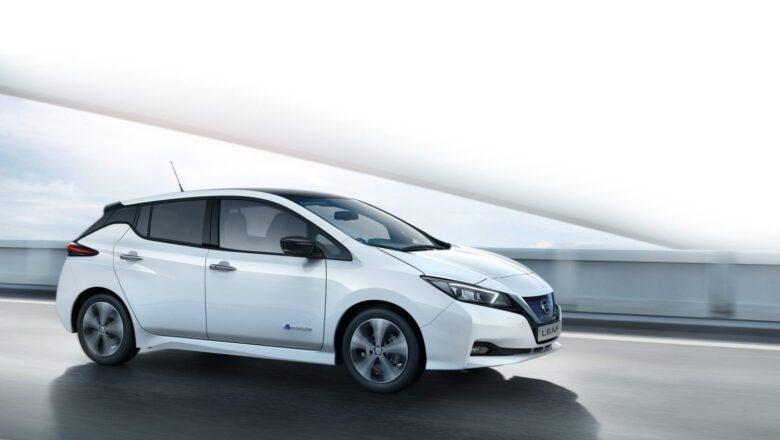 Nissan Leaf, excusa perfecta para derribar mitos sobre vehículos eléctricos