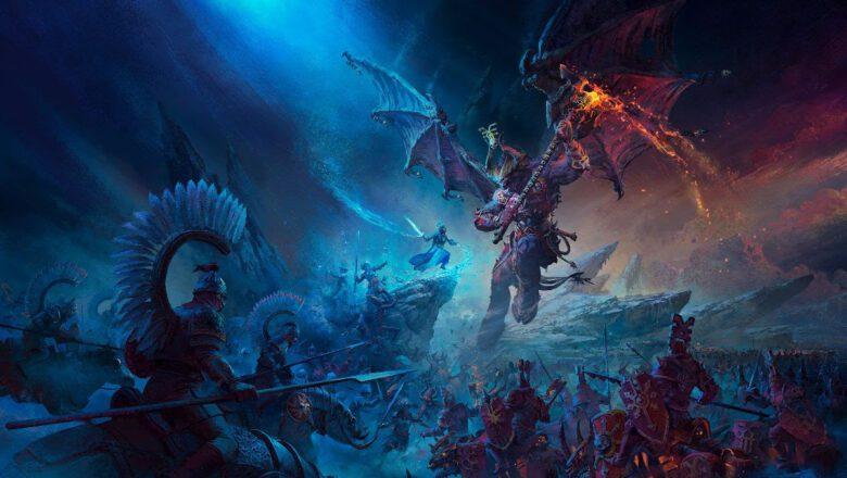 Presentación de la gran Catai en Total War: Warhammer III