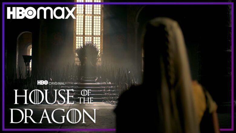 HBO Max lanza el primer teaser oficial de 'House Of The Dragon'