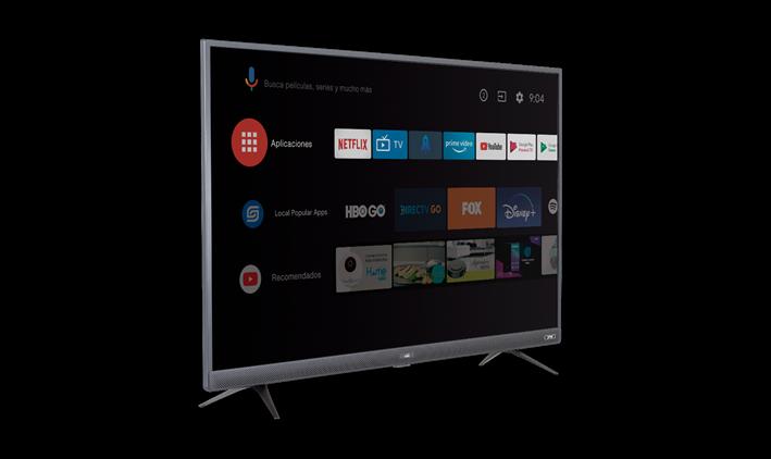 Con Android TV, Kalley se consolida como la tercera marca de televisores en Colombia