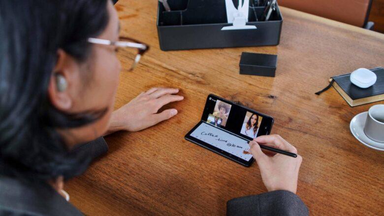 Así prueba Samsung los Galaxy Z Fold3 y Galaxy Flip3 (incluye video)