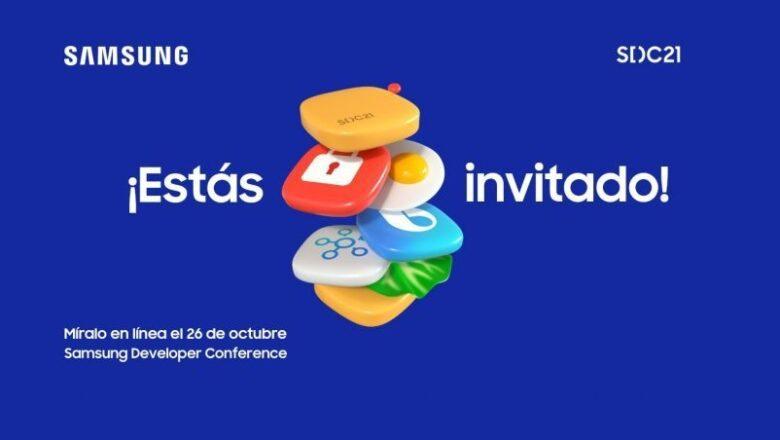Samsung Developer Conference 2021 develará las estrategias de plataforma & ecosistema de la empresa