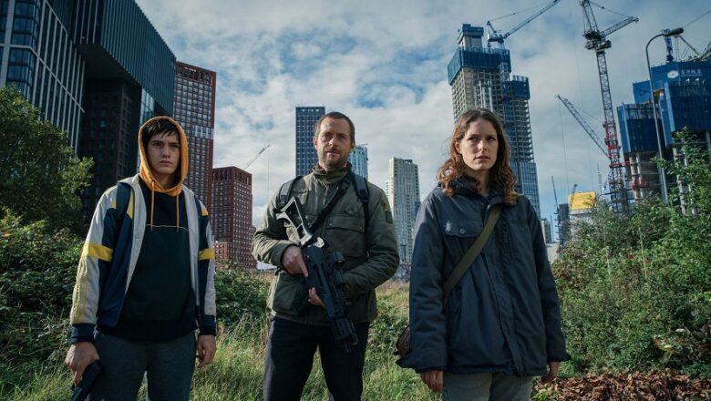OnDIRECTV estrena en exclusiva la segunda temporada de War of the Worlds